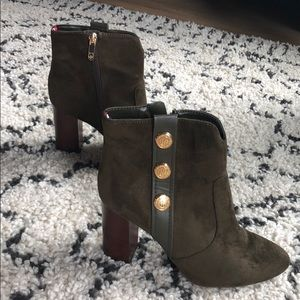 Tommy Hilfiger | Suede Ankle Boots